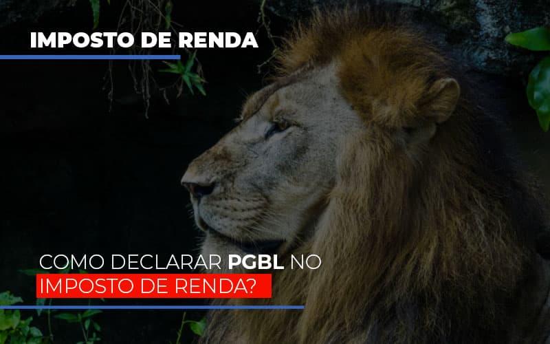 Ir2020:como Declarar Pgbl No Imposto De Renda Notícias E Artigos Contábeis Notícias E Artigos Contábeis - Ressul Contabilidade e Assessoria | Contabilidade em São Paulo