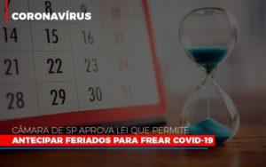 Camara De Sp Aprova Lei Que Permite Antecipar Feriados Para Frear Covid 19 Notícias E Artigos Contábeis Notícias E Artigos Contábeis - Ressul Contabilidade e Assessoria | Contabilidade em São Paulo