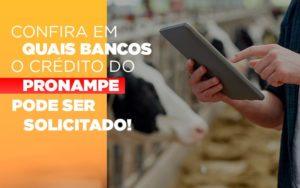 Confira Em Quais Bancos O Credito Pronampe Ja Pode Ser Solicitado Notícias E Artigos Contábeis Notícias E Artigos Contábeis - Ressul Contabilidade e Assessoria | Contabilidade em São Paulo